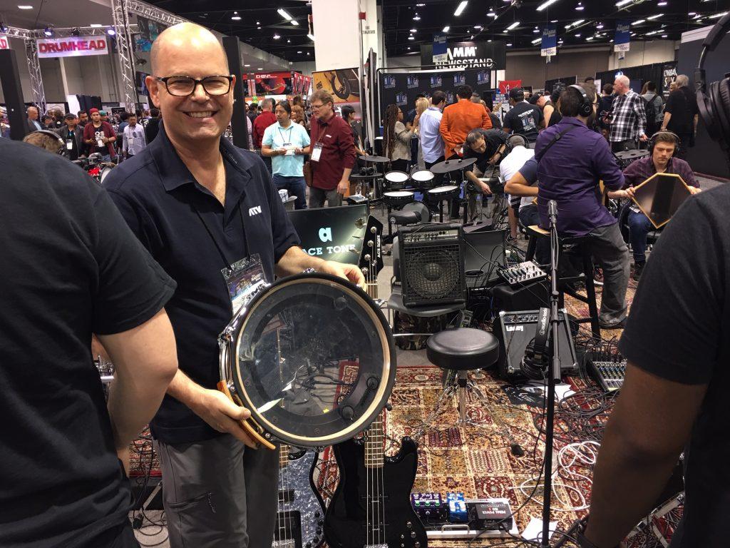 ATV Drums NAMM 2019