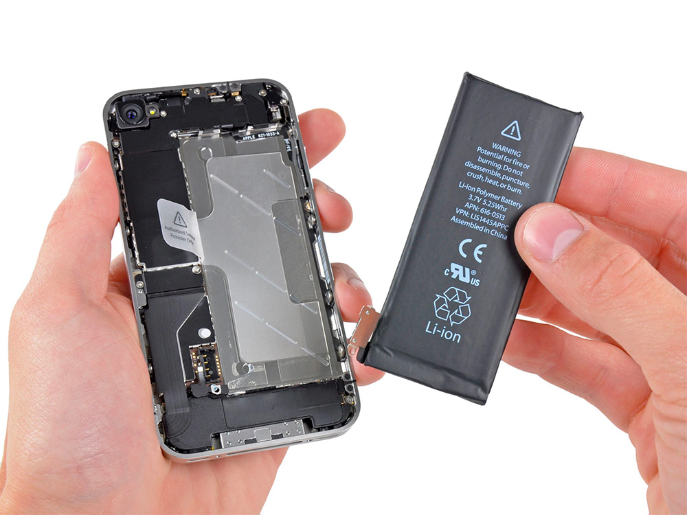 Mobile batteries